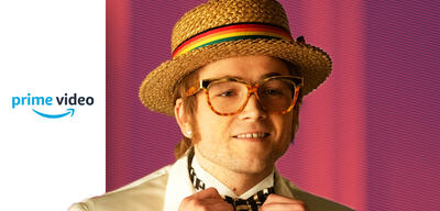 Rocketman mit Taron Egerton bei Amazon Prime Video