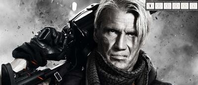 Dolph Lundgren in Expendables