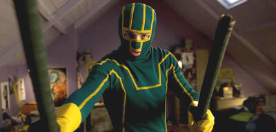Comic-Verfilmung Kick-Ass