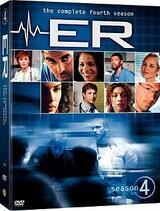 Emergency Room - Die Notaufnahme - Staffel 4 - Poster