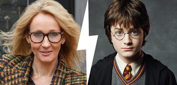 Bild zu:  J.K. Rowling & Harry Potter