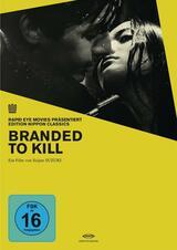 Branded to Kill - Beruf Mörder - Poster