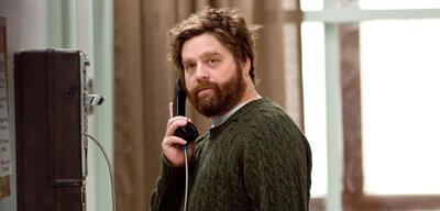 Zach Galifinakis inIt's Kind of a Funny Story