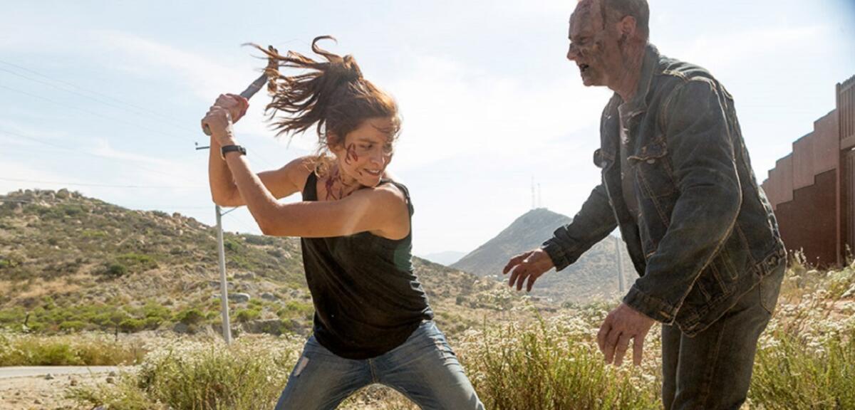 Fear The Walking Dead 2 Folge