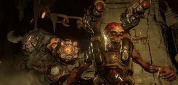 Bild zu:  Das Doom-Reboot hatte zum Glück nicht mit dem Index zu kämpfen