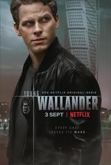 Der junge Wallander - Poster