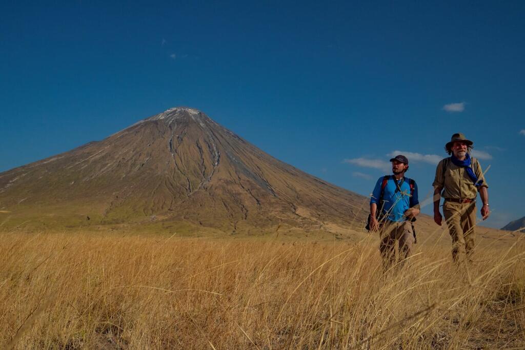 Mein Vater, mein Sohn und der Kilimandscharo