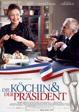 Die Köchin und der Präsident - Poster
