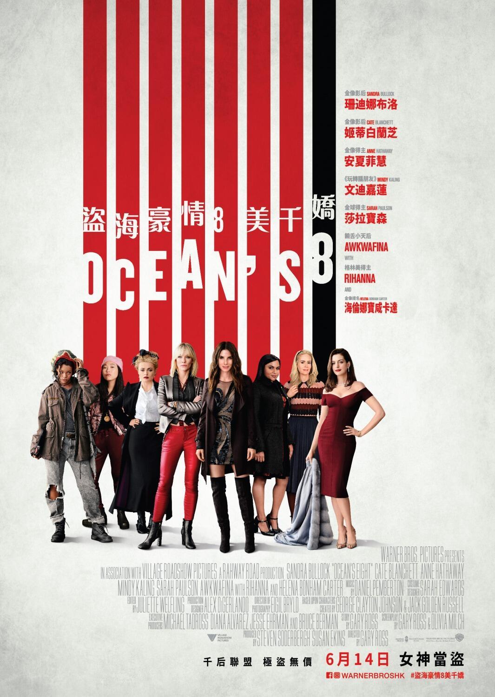 OceanS 8 Besetzung