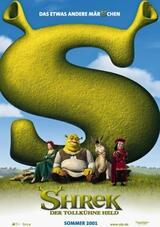 Shrek - Der tollkühne Held - Poster