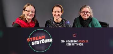 Streamgestöber: Esther, Andrea und Ines sprechen über The Expanse