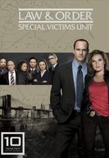 Law & Order: New York - Staffel 10 - Poster
