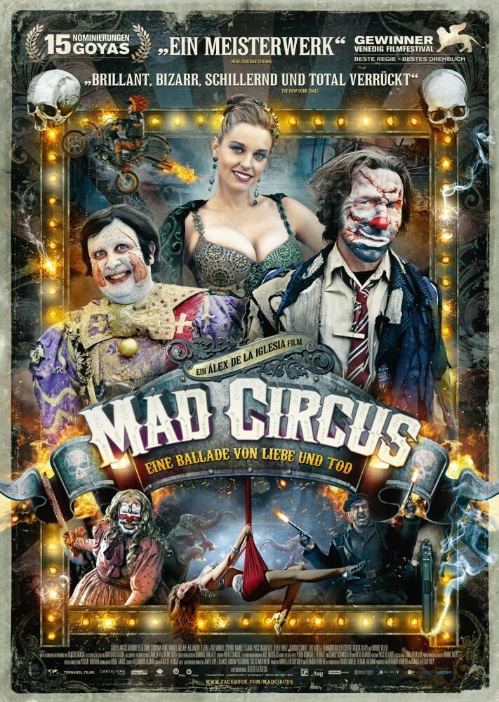 Mad Circus Stream
