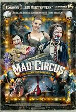 Mad Circus - Eine Ballade von Liebe und Tod Poster