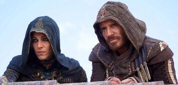 Bild zu:  Michael Fassbender in Assassin's Creed