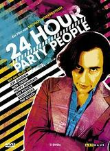 24 Hour Party People - Poster