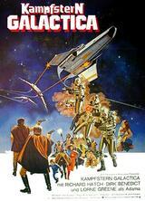 Kampfstern Galactica - Poster