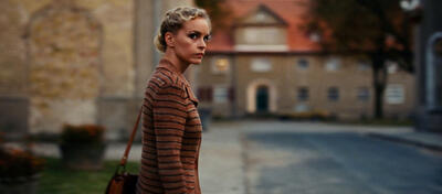 Nina Hoss in Barbara