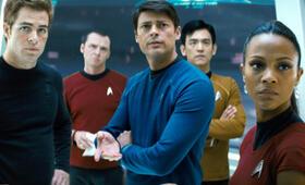 Star Trek mit Simon Pegg, Zoe Saldana, Chris Pine, Karl Urban und John Cho - Bild 91
