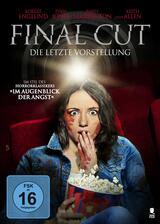 Final Cut - Die letzte Vorstellung - Poster