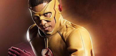 Kid Flash in The Flash