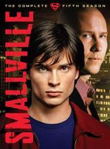 Smallville - Staffel 5 - Poster