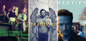 Halt and Catch Fire, The Leftovers und Rectify