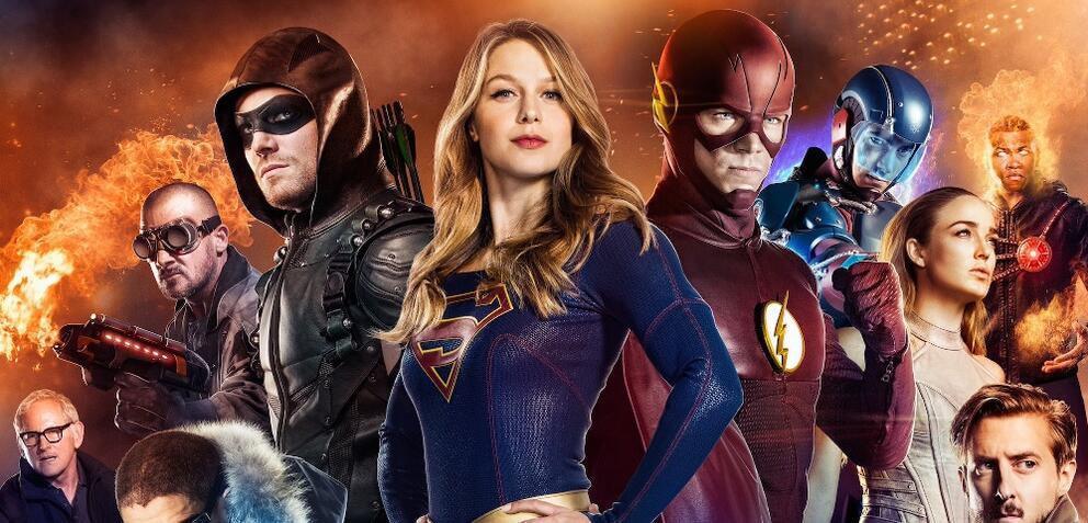 Arrow, Supergirl, The Flash und Co.