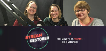 Streamgestöber: Esther, Andrea & Jenny sprechen über Marriage Story