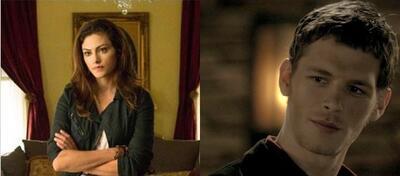 Phoebe Tonkin und Joseph Morgan in bald in Originals