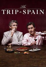 The Trip to Spain - Poster