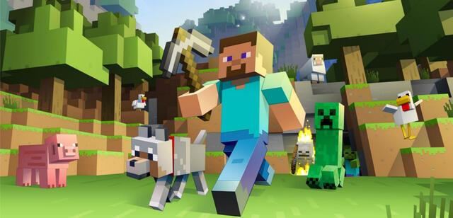 Kantig: Minecraft