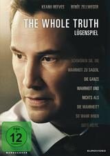 The Whole Truth - Lügenspiel - Poster