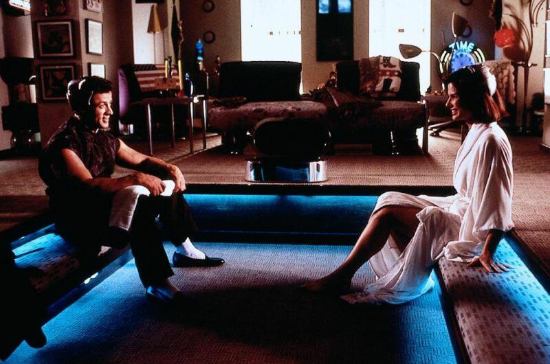 Demolition Man mit Sylvester Stallone und Sandra Bullock