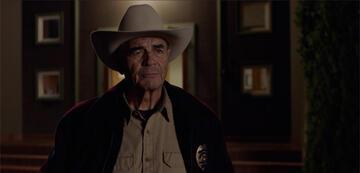 Robert Forster in Twin Peaks: The Return
