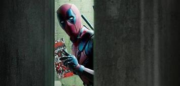 Bild zu:  Deadpool is waiting for you!