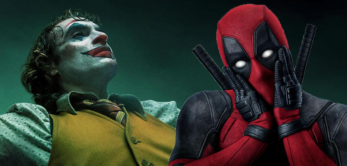 DC schlägt Marvel: Joker wird sogar Deadpool von der R-Rating-Spitze vertreiben
