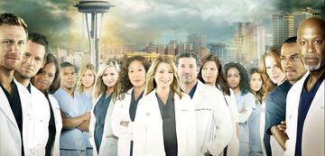 Grey's Anatomy: der Cast