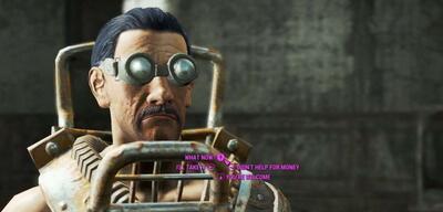 Danny Trejo in Fallout 4