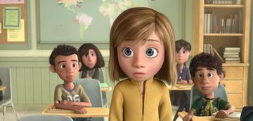 Alles steht Kopf: Riley in ihrer neuen Klasse