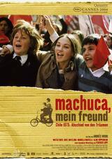 Machuca, mein Freund - Poster