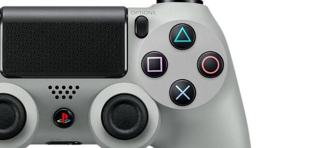 Jubiläumsedition Playstation 4