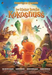 Der kleine Drache Kokosnuss Poster
