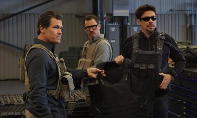 Sicario 2 mit Benicio del Toro und Josh Brolin - Bild 1