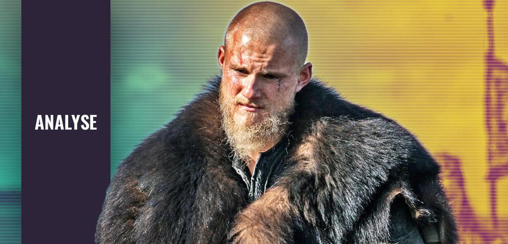 Vikings mit Alexander Ludwig