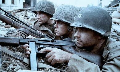 Der Soldat James Ryan mit Tom Hanks, Matt Damon und Edward Burns - Bild 2