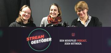 Streamgestöber: Esther, Andrea & Jenny
