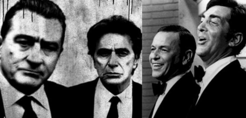 De Niro, Pacino, Sinatra & Martin