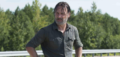The walking dead andrew lincoln staffel 7