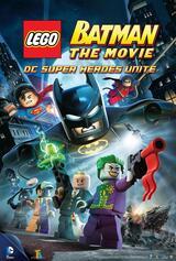 Lego Batman - Der Film: Vereinigung der DC-Superhelden - Poster